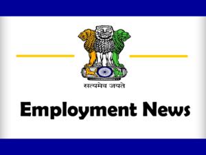 Employment News 2020