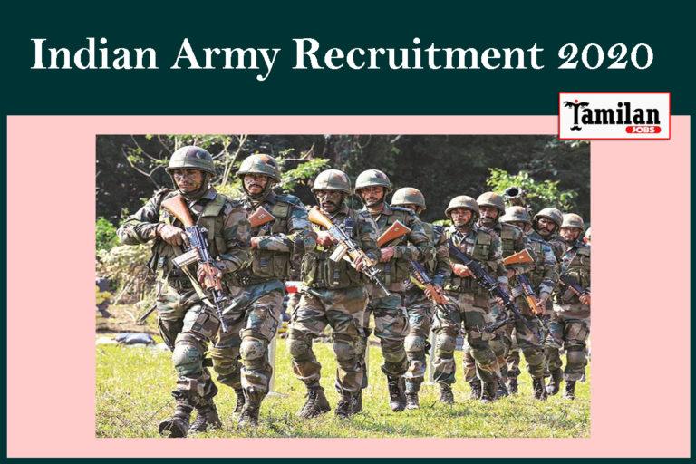 ARO Alwar Army Recruitment 2020 Released – Apply Online Various Soldier Nursing Jobs