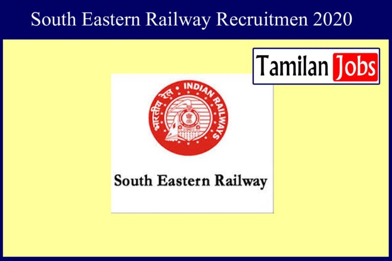 South Eastern Railway Recruitment 2020 Out – 1785 Apprentice Jobs