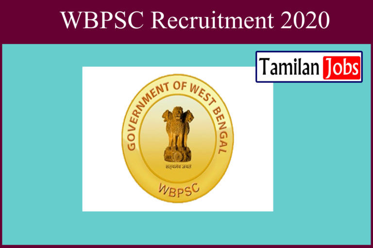 WBPSC Recruitment 2020 Out – Apply Online 26 Civil Judge Jobs