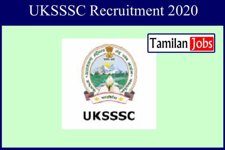 UKSSSC Recruitment 2020 Out – Any Degree Candidates Apply for 746 DEO Jobs