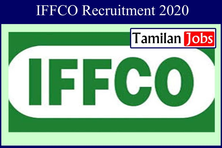 IFFCO Recruitment 2020 Out – MA Candidates Apply For Trainee Jobs