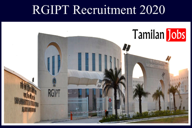 RGIPT Recruitment 2020 Out | Degree, MCA Candidates Can Apply For 19 Assistant Jobs
