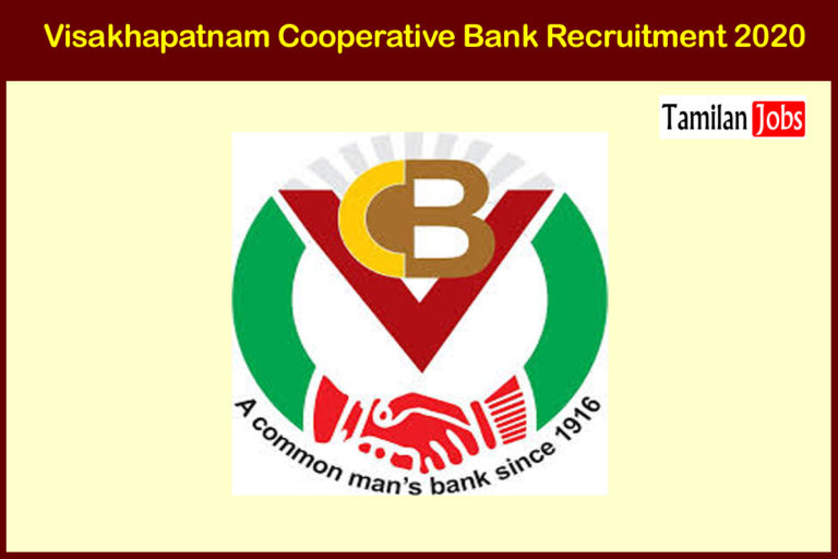 Visakhapatnam Cooperative Bank Recruitment 2020 Out – Apply Online 30 Probationary Officer Jobs