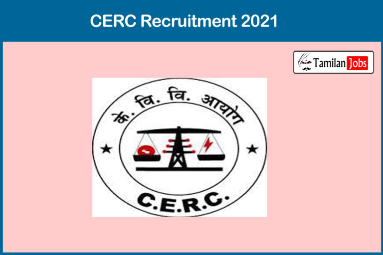 CERC Recruitment 2020 Out – Apply 12 Assistant Jobs