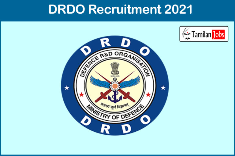 DRDO Recruitment 2021 Out – Apply 15 Consultant Jobs