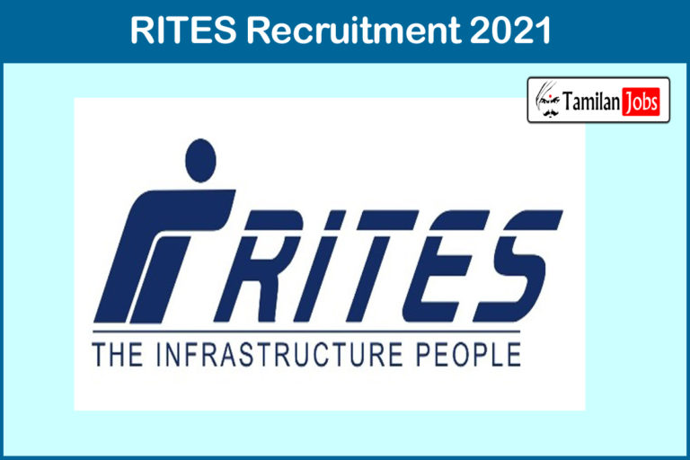 RITES Recruitment 2021 Out – Apply Online Junior Manager 10 Jobs