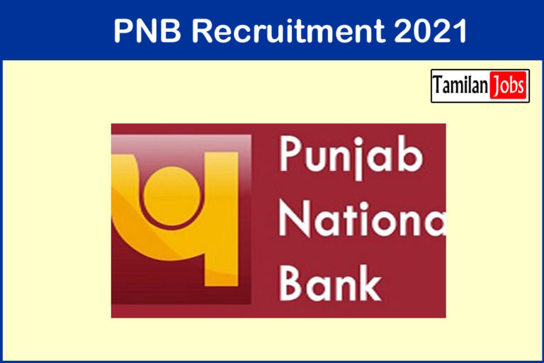 PNB Recruitment 2021 Out – Apply Financial Literacy Centers Jobs