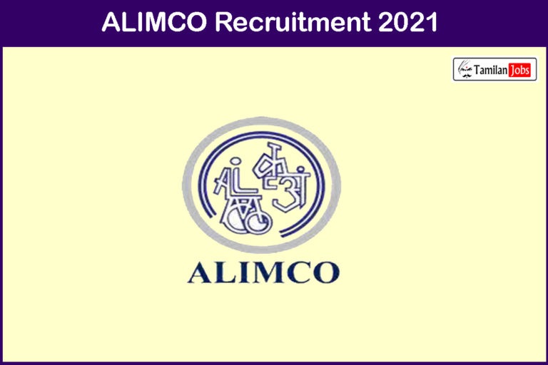 ALIMCO Recruitment 2021 Out – Apply Online 37 Officer, Workman Jobs