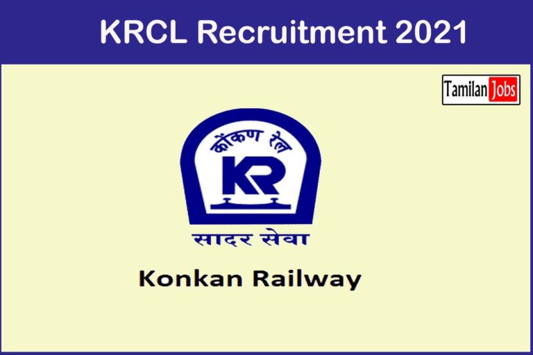 KRCL Recruitment 2021 Out – Apply 18 Junior Technical Assistant Jobs