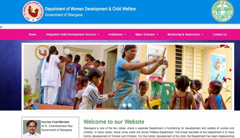 WCD Telangana Anganwadi Recruitment 2021 Out – Apply Online 159 Helper, Mini Anganwadi Teacher Jobs